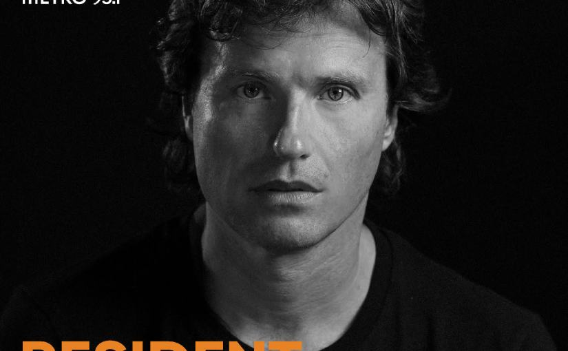 Hernan Cattaneo plays Lucas Rossi Parables in Resident 414